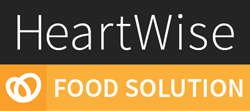 HeartWise Food Solution logo