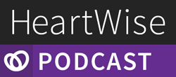 HeartWise Podcast logo